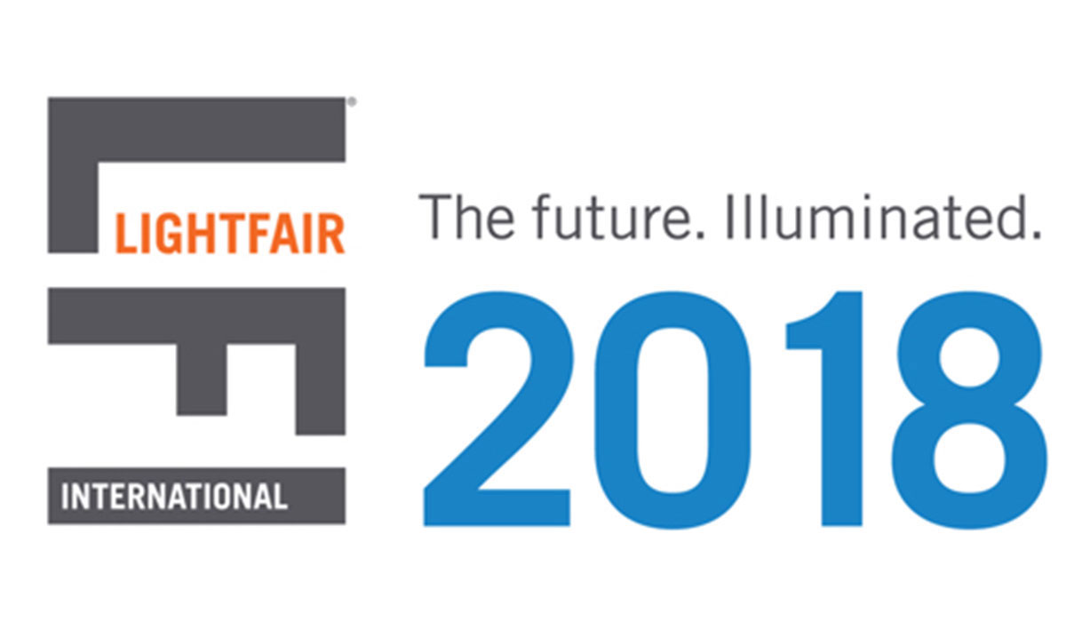 Lightfair international 2018